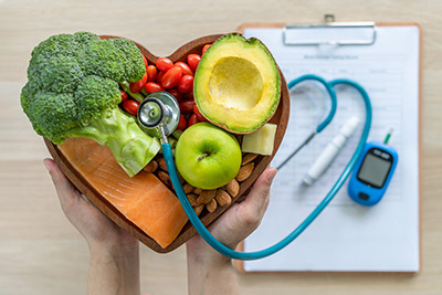 Managing Diabetes with Nutrition