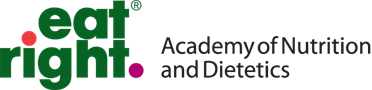 Eat Right Academy of Nutrition and Dietetics Logo